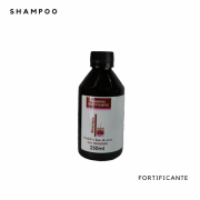 Shampoo Fortificante | restaura e vitaliza os cabelos